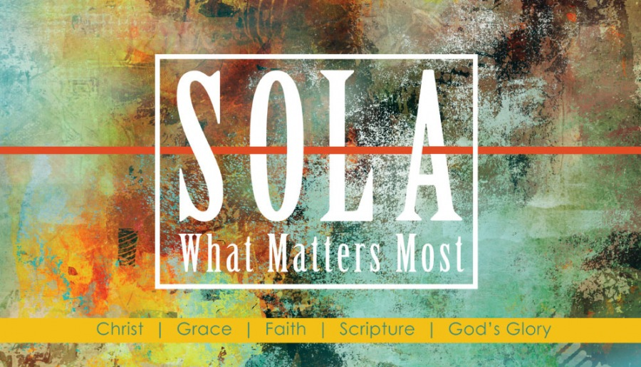 SOLA - What Matters Most