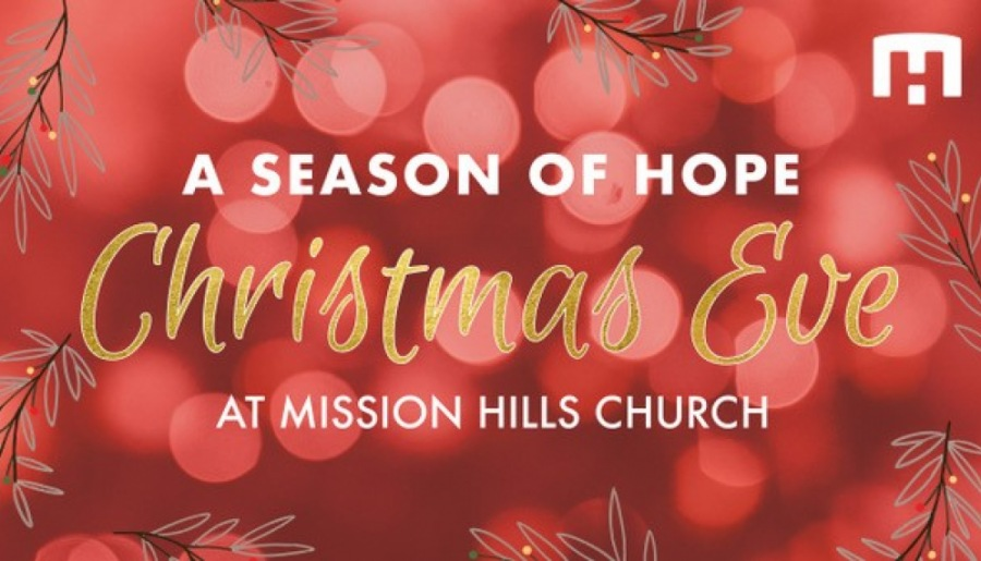 Christmas Eve at Mission Hills