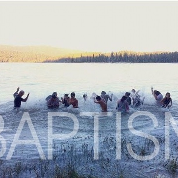 Baptisms this Sunday at 11am!