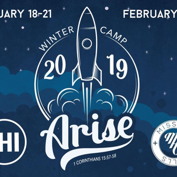 Our JHI and High School students are going up to Forest Home for winter camp! Sign up today online! http://ow.ly/FIpz30mAJlz