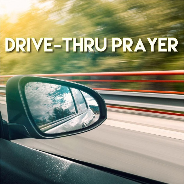 Join us today from 3-5pm in the parking lot for prayer! We would love to be praying for you!  If you would like to join our team praying for our community please let us know! http://ow.ly/cafU30mVY7e
